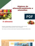 Apresentação_ Higiene Do Alimento