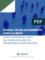 Seekr Manual de Relacionamento Com o Cliente