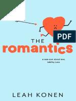 The Romantics Chapter Sampler