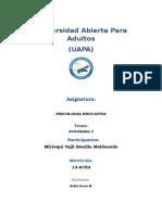 Tema de la unidad 111psicologia educativa.docx