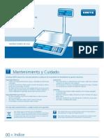 Kretz Balanza Comercial Ppi Manual Del Usuario Balanza Novel 680674