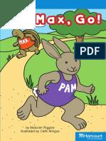 18 Go, Max, Go!