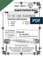 Eng-II Full Book
