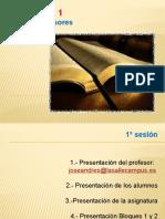 1ª Sesión Presencial_presentación de La Asignatura - Copia