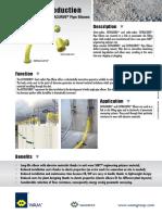 Curvas antidesgaste para silos de cemento