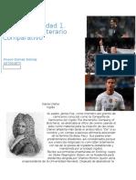 MIII-U2- Actividad 1. Comentario Literario Comparativo