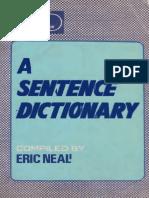 A Sentence Dictionary.pdf