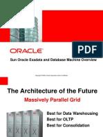 Oracle Exadata a Technical Overvie