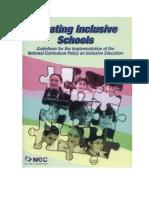 Creating Inclusive Schools