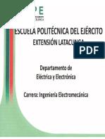 Diseño Sistema Electrico de Emergencia 2