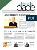 Washingtonblade.com, Volume 47, Issue 41, October 7, 2016