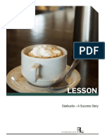 LBE Starbucks Lesson