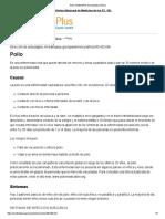 Polio_ MedlinePlus Enciclopedia Médica