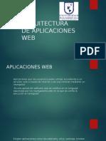 Arquitectura de Aplicaciones Web (1)