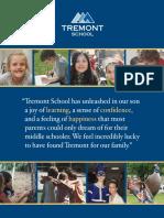 tremont brochure-info