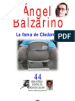 LA FAMA DE CLODOMIRO, POR ÁNGEL BALZARINO