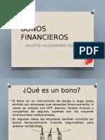 Bonos financieros