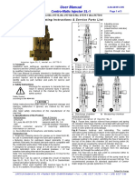 Lincoln Sl1 Centro Matic Injector