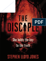 The Disciple by Stephen Lloyd Jones (first chapter)