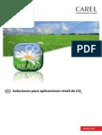Control Sistema de Refrigeracion Carel R744