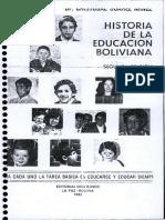 Suarez Arnes_Historia de La Educacion Boliviana
