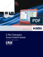 e Plex Enterprise Software With Wireless Option Brochure Kaa1252