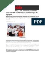 05.10.2016 Moreno Valle y Luis Miranda Celebran Aniversario de Prospera Con Entrega de Apoyos