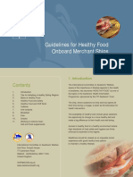 a4 Guidelines for Healthy Food Onboard Merchant Ships 12 Pp-1