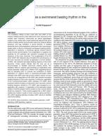 Aula 4 - Mita Et Al., 2014 Sinalização Em Neuronio Motor de Crustaceo