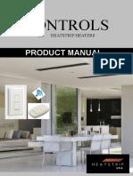 Heatstrip Usa Controller Product Manual Rev d Jul15