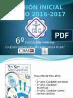 Reunión Inicial 16-17 6º D