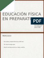 Educación física Preparatoria