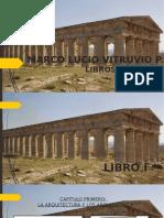 VITRUBIO LIBROS I, II, III Y IV