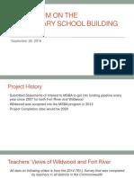 Amherst School proposal