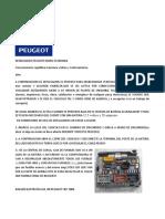 Como Desbloquear El Peugeot Modo Economico