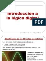 Introduccion a La Logica Digital