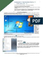 Guia 01 de Windows 7