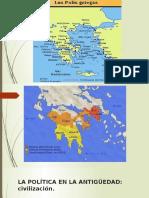 Política Grecia