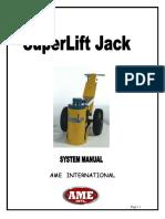 Slj 100-38- Manual Ame Super Lift