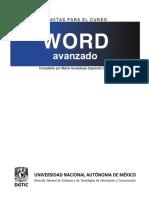 Manual Word Avanzado 2007