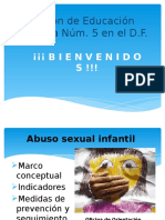 Abuso Sexual Infantil Profra Gaby II