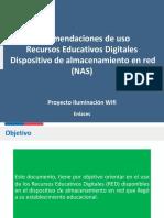 Orientación de uso RED Proyecto Ilum WIFI.pdf