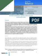 DIEEEM06-2014 Defensa Alimentaria AlbertoCique