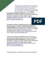 index pt Juristische Übersetzungen