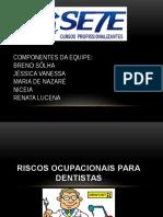 Riscos Ocupacionais de Um Dentista (3)