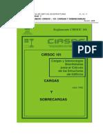 Reglamento Cirsoc 101-2016