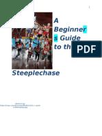 Steeplechase Instruction Set Team 6 Acj Comments