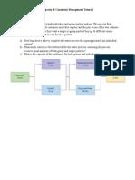 Tutorial HO - Capacity & Constraint