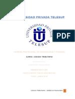 Monografia Derecho Financiero Rocio