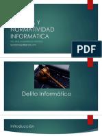 Politica y Normatividad Informatica - Semana 6